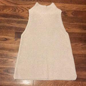 Madewell Mockneck Sweater Vest